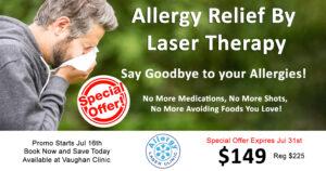 allergy laser