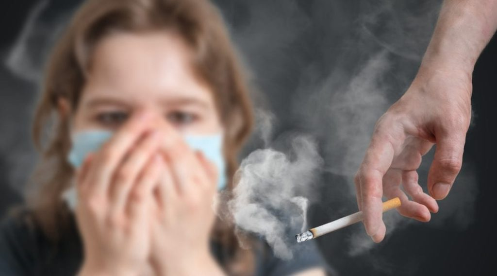 How Smoking Cigarettes Hurts Whole Body's Health